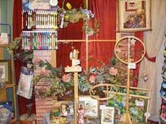 Интерьер магазинов рукоделия